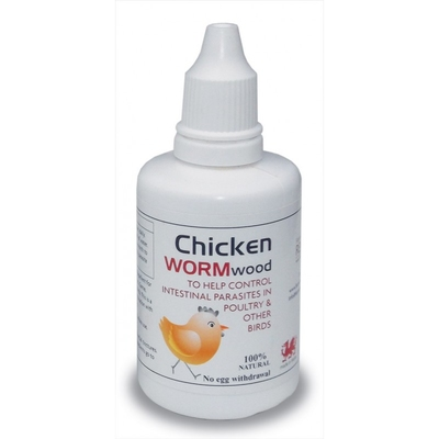 Phytopet Wormwood for Chickens 50ml x 1 [Zero VAT]