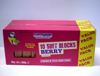 Suet to Go Suet Block Multipack Berry 10-Pack x 1