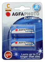 AgfaPhoto Digital Alkaline Battery C Card 2