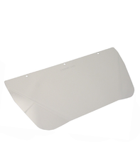 JSP Thruxton 20cm Unbound Polycarbonate Visor