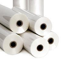 Pressure sensitive Canvas Textured PVC 190mic
