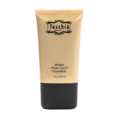 Photo Touch Mineral Foundation