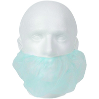 Bodytech Disposable Beard Covers 1000/case