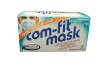 SULTAN - TIE ON COMFIT SUPER HIGH FILTRATION MASKS (BLUE)