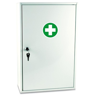 First Aid Cabinet 300 x 400 x 140mm White