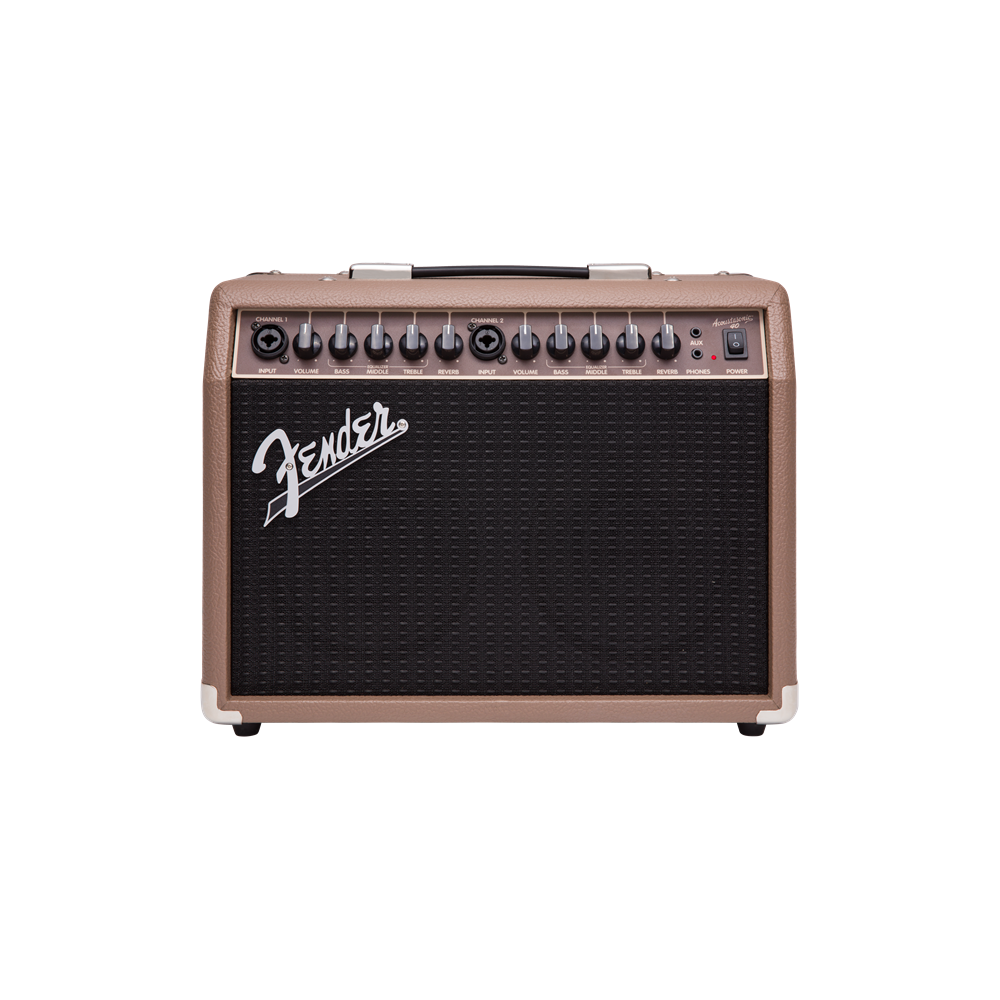 Fender Acoustasonic 40 Acoustic   40w Combo Guitar Amp