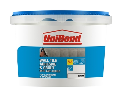 Unibond All Purpose Ceramic Wall Tile Adhesive Grout Handy