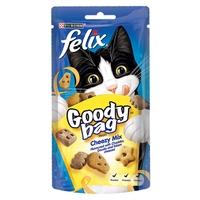Felix Goody Bag Cheezy Mix 60g x 8