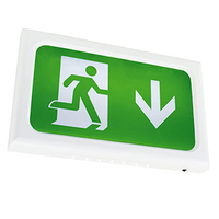 Ansell Encore 2.6W LED Exit Sign White