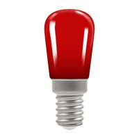 EVEREADY RED PYGMY LAMP B22 15W