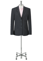 Charcoal Ladies Juliette Jacket