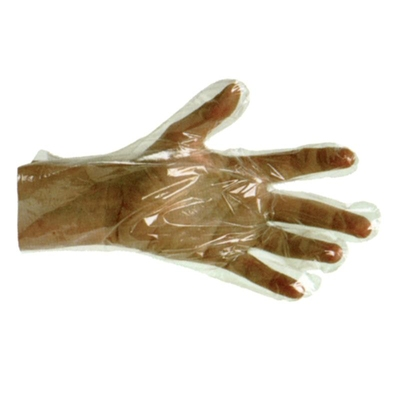 Examination Gloves Polythene Medium (100) *D