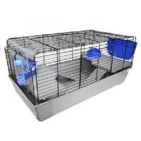Little Zoo Rabbit 120 Indoor Rabbit Cage x 1