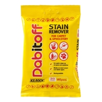 Dabitoff 20 Carpet & Upholstery Wipes