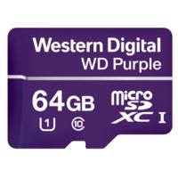 WD PURPLE 64GB UHS Speed Class 10 UHS Speed Class 1