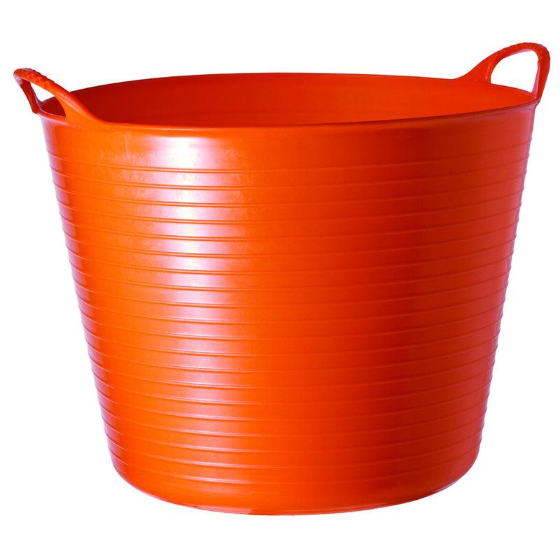 Red Gorilla Tub Orange Small 14L