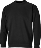 """Monsieur Jacques"" Sweatshirt Black X Large"