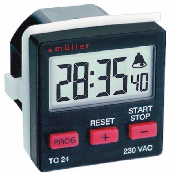 Countdown Timer 240v 10H To 1 Sec