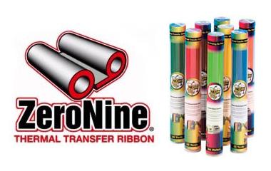 Zero Nine Transfer Ribbons