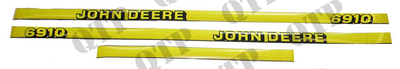 Decal Kit John Deere 6910