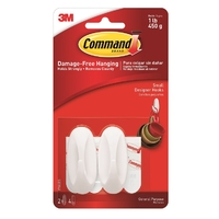 Command Designer Small Hooks 17082
