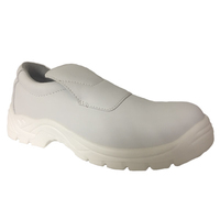 Bodytech Louisiana Slip On Shoe, White