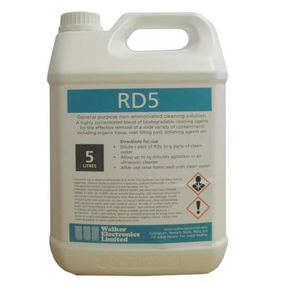 Instrument Cleaner RD5 5 Litre