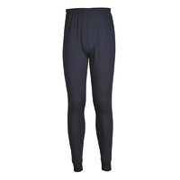 Portwest Flame Retardant Antistatic Leggings Navy
