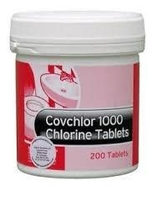 CHLORINE TABLETS TUB (200)