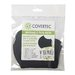 Leecroft Covertec Washable Face Mask Black