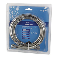 Flexi Stainless Steel Shower Hose 1.5m SH-H15
