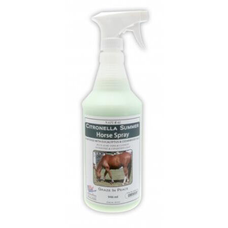 Equine America Citronella Summer Horse Spray 1L