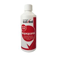Isopropanol Rubbing Alchohol 500ml