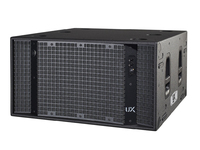 D.A.S Audio UX-218A | Powered high performance subwoofer system