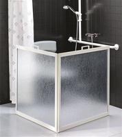 Two Panel Showerscreen