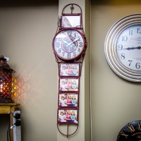 Watch & Photo Frame Clock