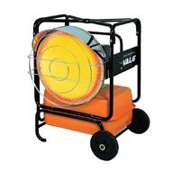 VAL 6 KBE5L Infrared Diesel/Kerosene Heater