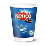 Kenco2Go Kenco Rich Blac Coffe 12oz x8