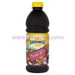 1lt Sunsweet Prune Juice x6