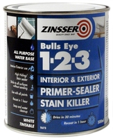 Zinsser Bulls Eye 1-2-3 Primer Sealer 500ml