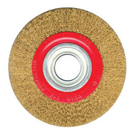 Super-Cut Wire Wheel Flared 200mm w/ Inserts