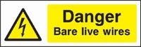 Warning and Electrical Hazard Sign WARN0009-1578