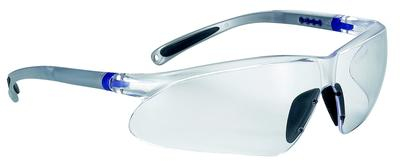 CLEAR SAFETY SPECTACLES CORD ATTACHED