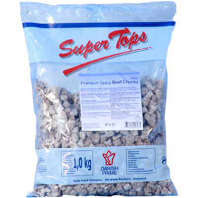 Topping Beef (Spicy)-Super Tops-(1kg)