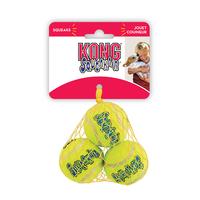 """Air KONG Squeaker Tennis Balls X-Small 1½"""" 3-Pack x 1"""