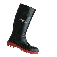 DUNLOP ACIFORT SAFETY BOOT WITH MIDSOLE