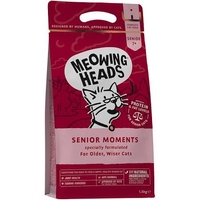 Meowing Heads Senior Moments 450g x 1