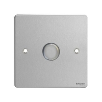 Switch Ultimate 1 Gang 2 Way 400w Dimmer Stainless Steel