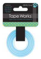 Tape Ikat Blue (Priced in singles, order in units of 4)