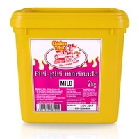 Piri Piri Marinade Mild- Chicken Train 2kg